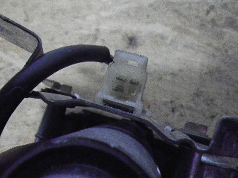 Wischermotor hinten FORD Maverick (UDS, UNS)  2.4