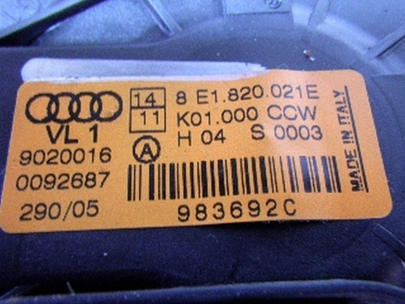 Innenraumgebläse AUDI A4 (8E, B7)  1.6