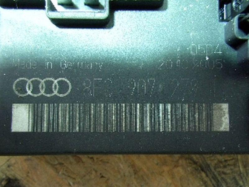 Steuergerät AUDI A4 (8E, B7)  1.6