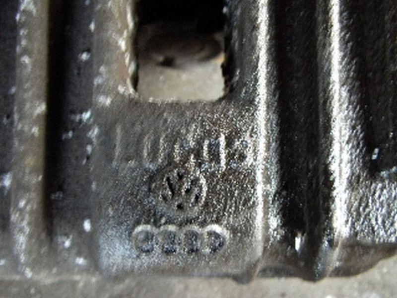 Bremssattel rechts hinten AUDI A4 (8E, B7)  1.6