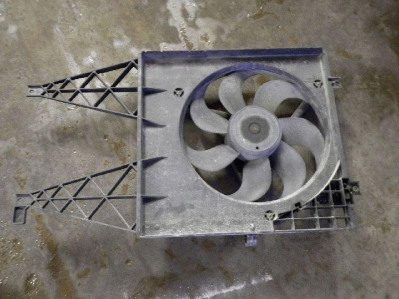 Elektrolüfter SKODA Octavia (1U)  1.6
