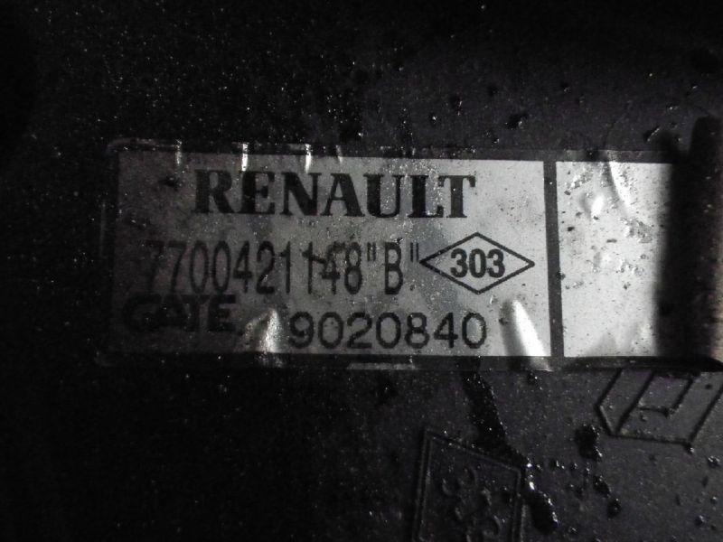 Elektrolüfter RENAULT Megane Scenic (JA)  2.0