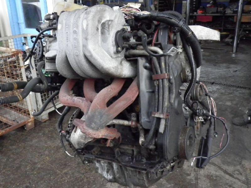 Motor ohne Anbauteile (Benzin) RENAULT Megane Scenic (JA)  2.0