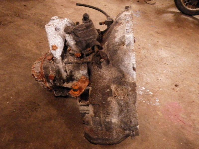 Schaltgetriebe OPEL Astra G CC (T98)  1.6 8V