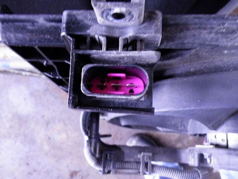 Elektrolüfter AUDI A3 (8L)  1.8