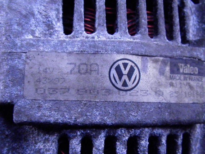 Lichtmaschine VW POLO III (6N)  1.4