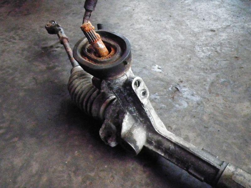 Lenkgetriebe VW Polo III (6N)  1.7 SDI