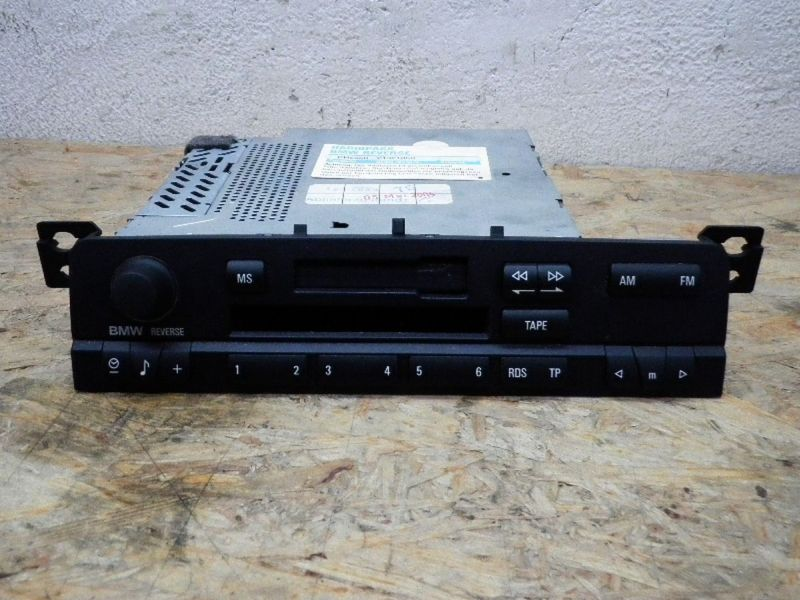 Cassetten-Radio BMW 3er Compact (E46)  316ti