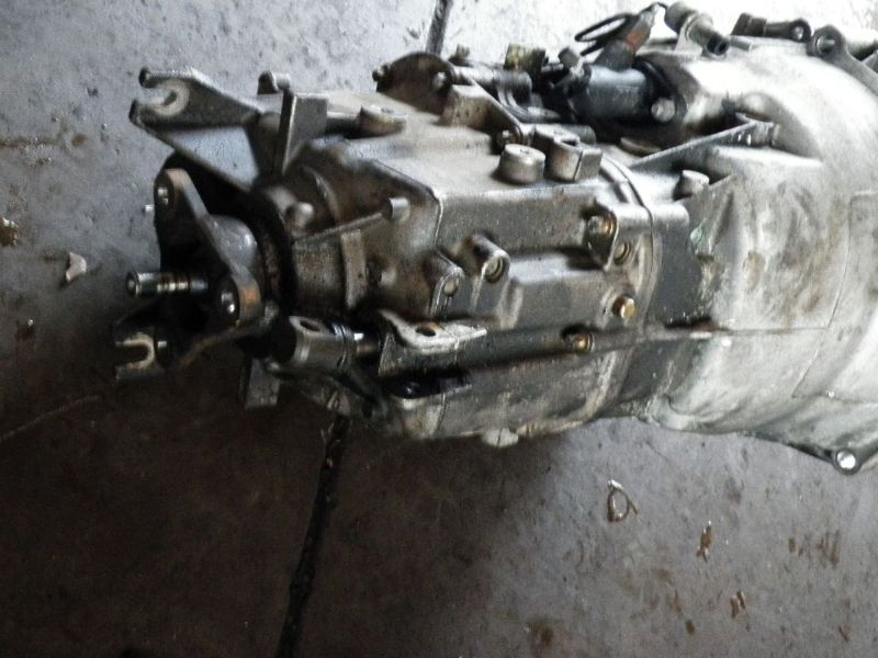 Schaltgetriebe BMW 5er (E39)  525tds