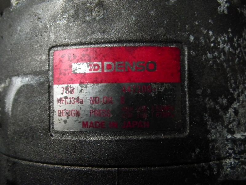 Klimakompressor BMW 5er (E39)  525tds