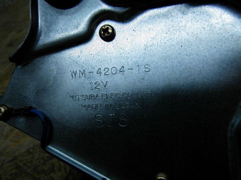 Wischermotor hinten MAZDA 626 V Hatchback (GF)  2.0