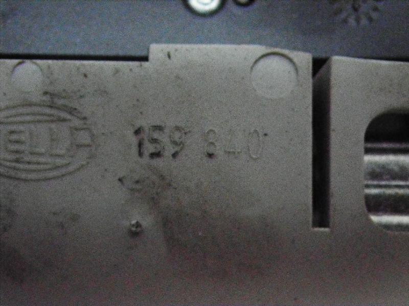 Innenleuchte vorne InnenraumleuchteMERCEDES-BENZ B-KLASSE (W245)  B 180 CDI