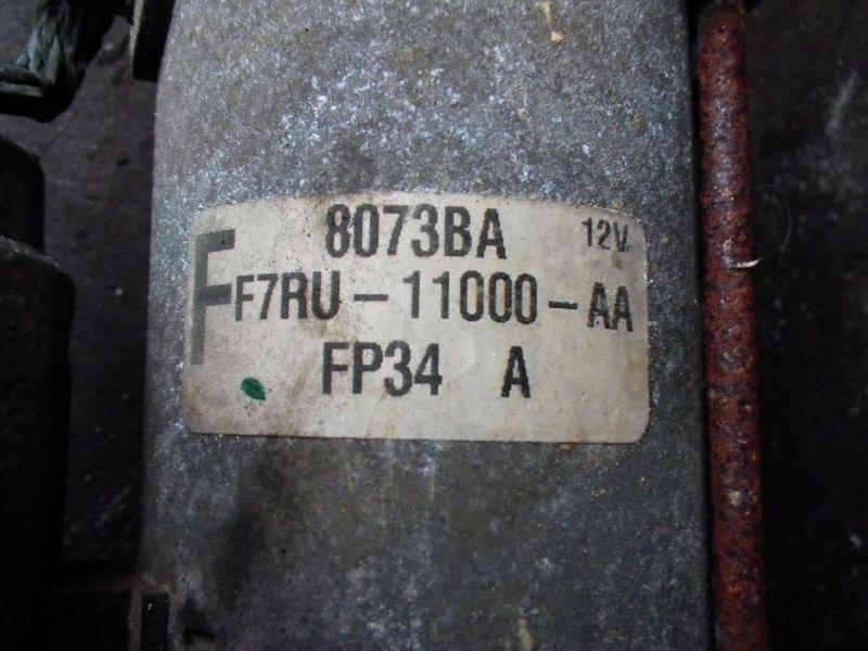 Anlasser MAZDA 626 V Hatchback (GF)  2.0