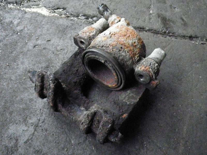 Bremssattel links vorne VW Polo II (86C)  1.0