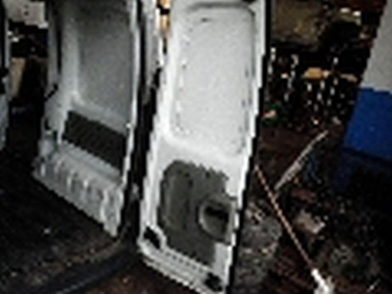 Hecktür rechts RENAULT Kangoo Rapid (FC)  1.9 dTi