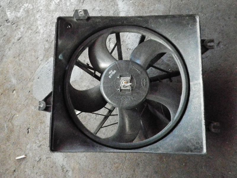 Elektrolüfter HYUNDAI Coupe (RD)  2.0