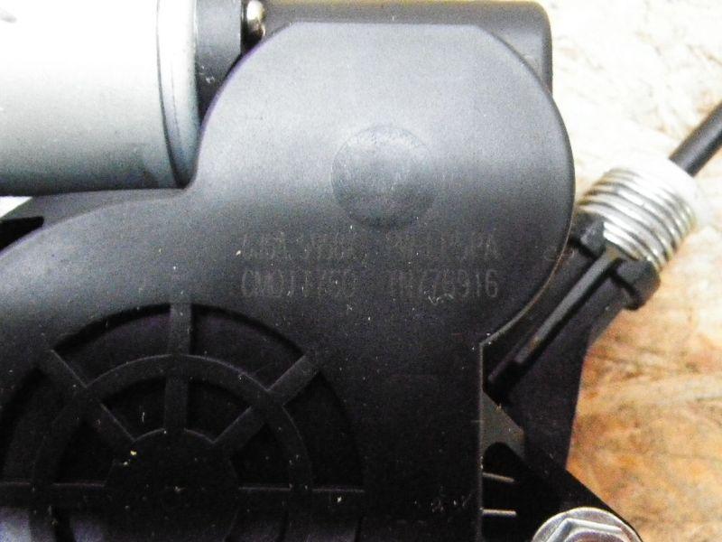 Motor Fensterheber links hinten MAZDA 5 (CR1)  2.0