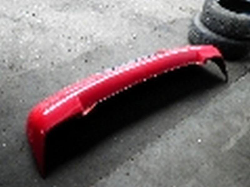 Stoßstange hinten SEAT Arosa (6H)  1.7 SDI