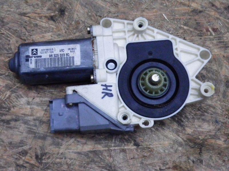 Motor Fensterheber rechts hinten CITROEN C5 I Break (DE)  2.2 HDI