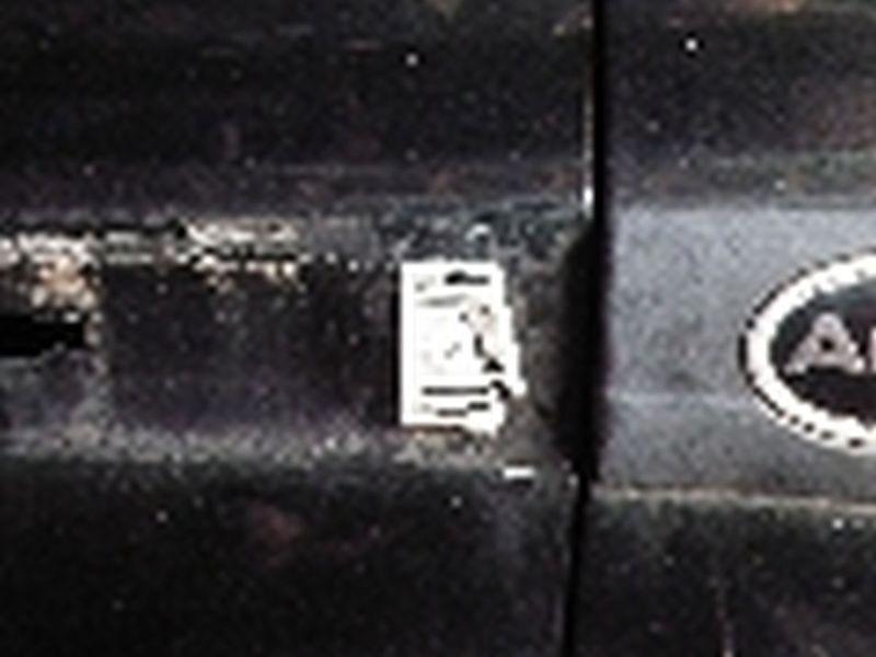 Tür vorne rechts 5-Türer AUDI 100 AVANT (4A, C4)  2.8