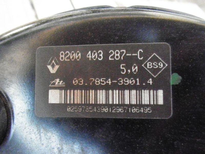 Bremskraftverstärker RENAULT Twingo II (CN0)  1.2