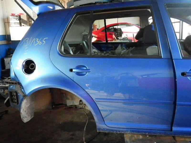 Tür rechts hinten VW GOLF IV (1J)  1.6