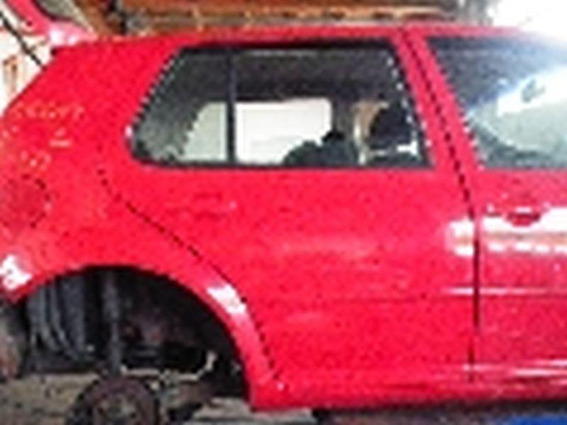 Tür rechts hinten VW GOLF IV (1J)  2.0