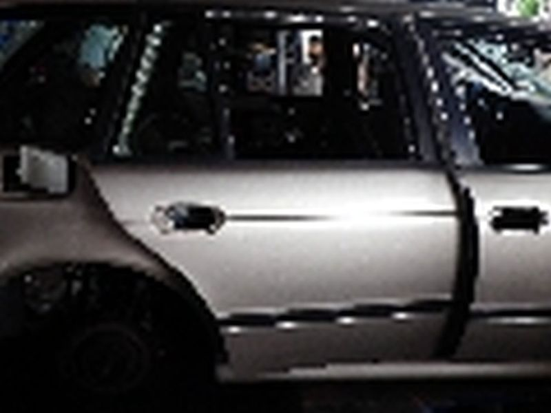 Tür rechts hinten 5-Türer BMW 5ER TOURING (E39)  523I