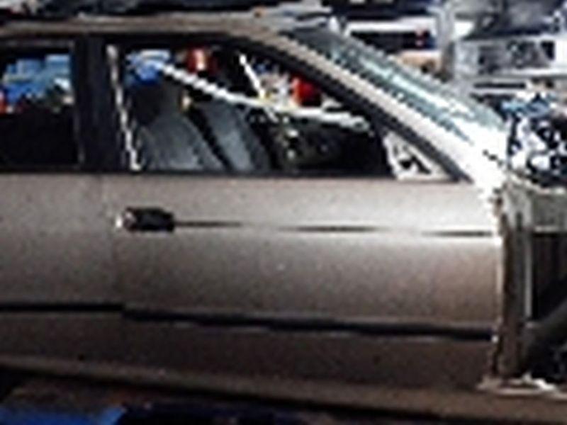 Tür vorne rechts 5-Türer BMW 5ER TOURING (E39)  523I