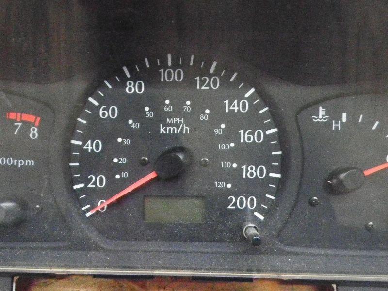 Tachometer KombiinstrumentKIA RIO KOMBI (DC)  1.5