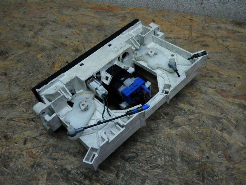 Heizungsbedienteil MITSUBISHI Space Runner (N50)  2.0