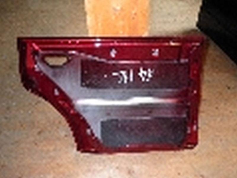 Tür links hinten 5-Türer AUDI A4 (8D, B5)  1.8 T