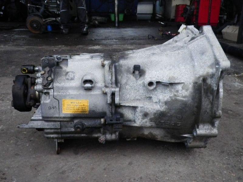 Schaltgetriebe BMW 3er Compact (E46)  316ti