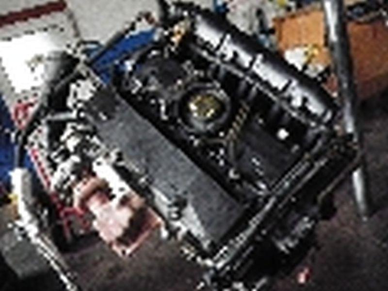 Motor ohne Anbauteile (Diesel) FORD Mondeo III Kombi (BWY)  2.0 TDDi / TDCi