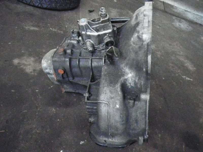 Schaltgetriebe OPEL Corsa B  1.2 i 16V