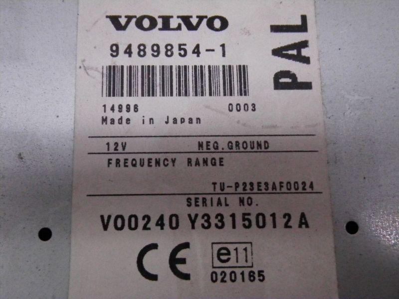 Steuergerät VOLVO V70 II Kombi (P26)  2.3