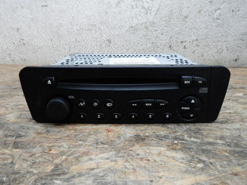 CD-Radio CITROEN Xsara Picasso  1.8i 16V