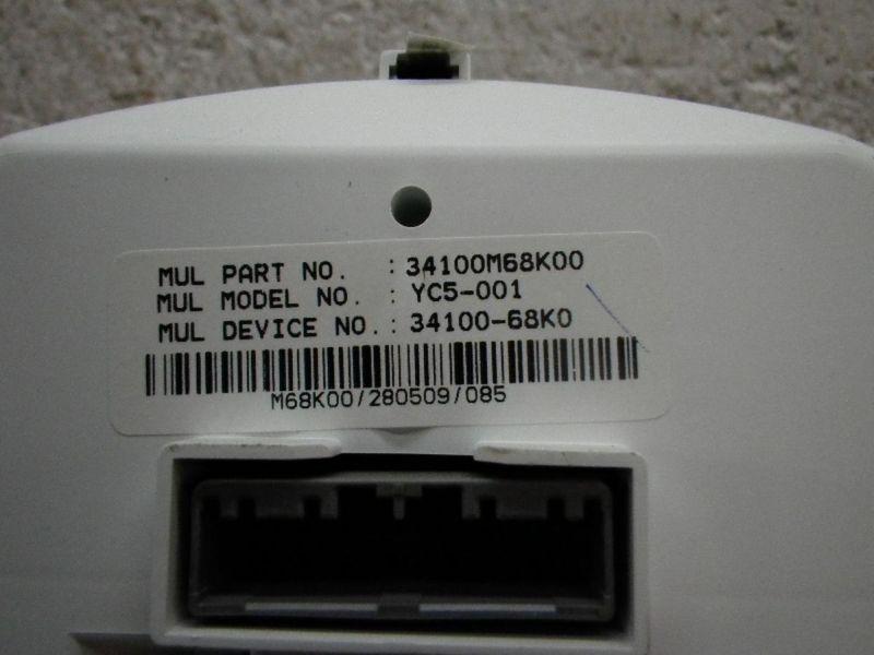 Tachometer SUZUKI Alto V (GF)  1.0