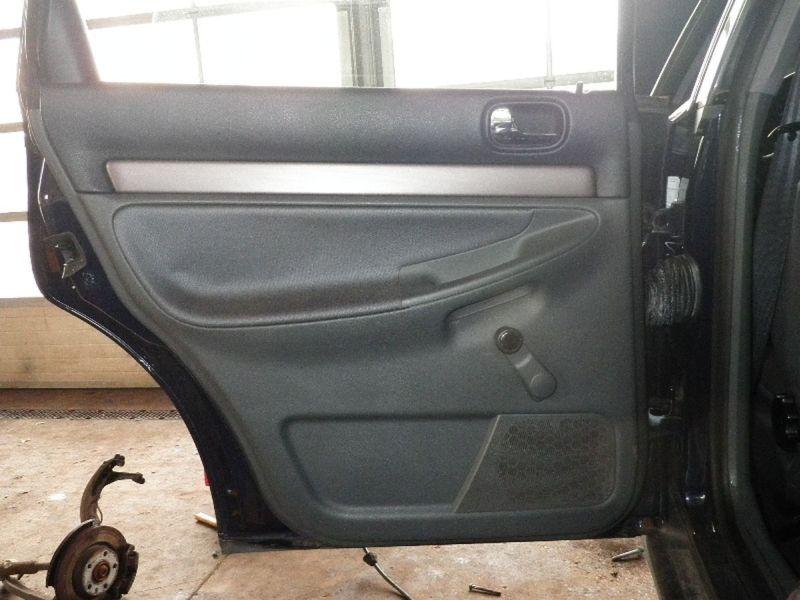 Tür links hinten AUDI A4 AVANT (8D, B5)  1.6