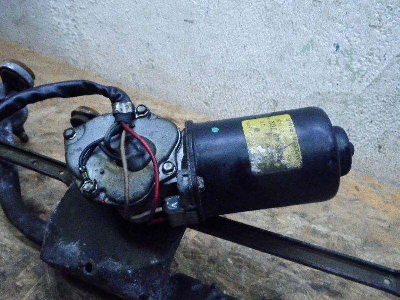 Wischermotor vorne PEUGEOT 806  2.1 TD