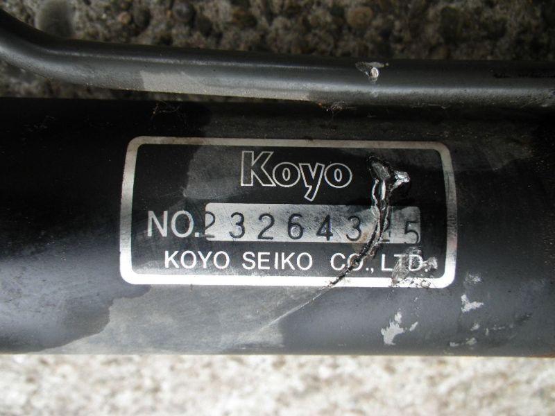 Lenkgetriebe TOYOTA YARIS (P1)  1.3 VVT-I