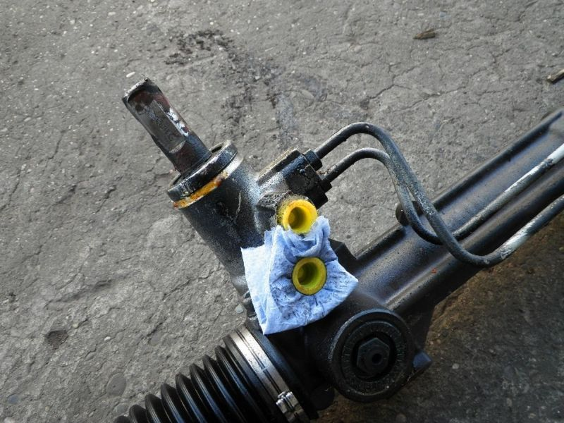 Lenkgetriebe PEUGEOT 406  2.0 HDI