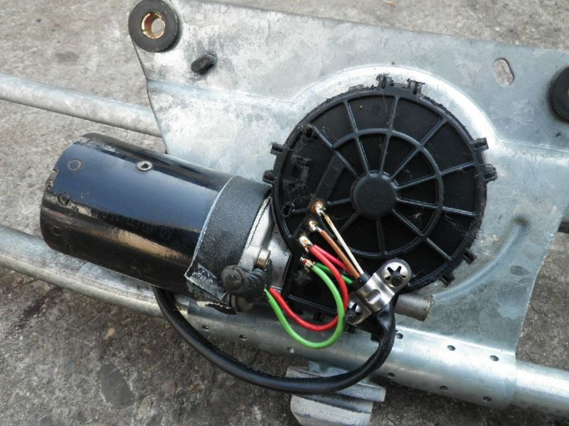 Wischermotor vorne CITROEN Xsara Picasso  1.8i 16V