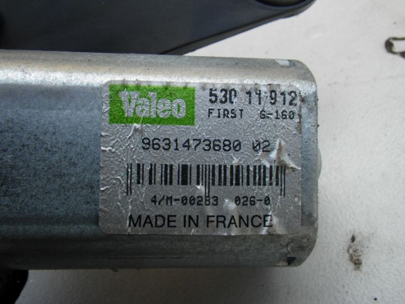 Wischermotor hinten CITROEN Xsara Picasso  1.8i 16V