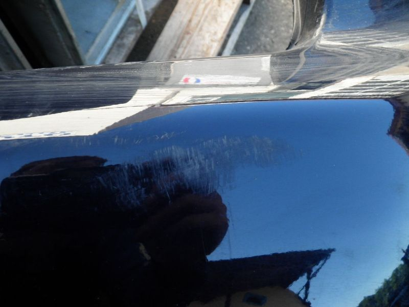 Stoßstange hinten AUDI A6 (4B, C5)  2.4