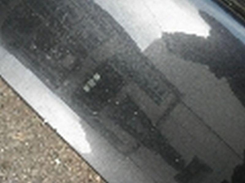 Stoßstange hinten MERCEDES-BENZ A-KLASSE (W168)  A 160