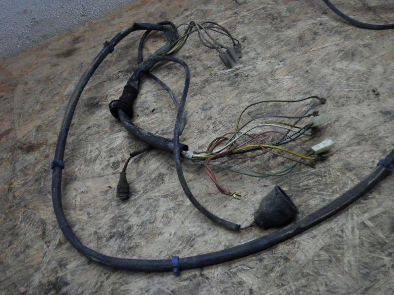 Massekabel Kabelbaum ScheinwerferVW TRANSPORTER T3 BUS (2)  1.6