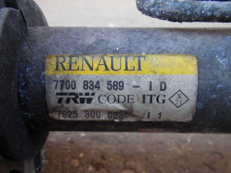 Lenkgetriebe RENAULT Megane I Coach (DA)  2.0 16V