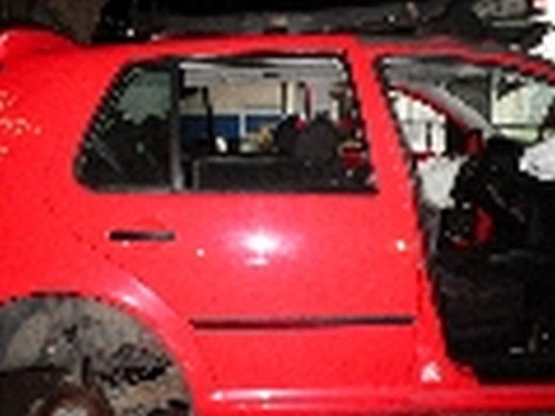 Tür vorne rechts VW GOLF IV (1J)  1.4