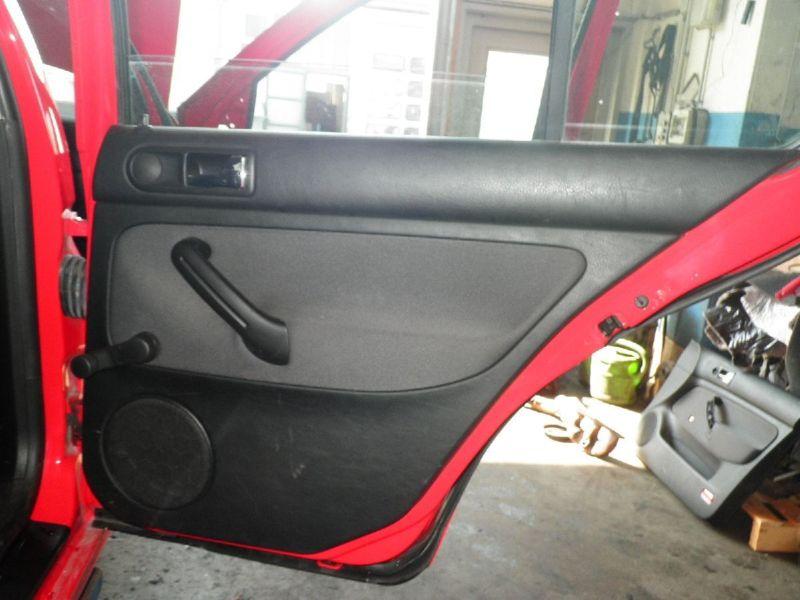 Tür rechts hinten VW GOLF IV (1J)  1.9 TDI